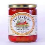 Sweet Pepper & Apple Relish