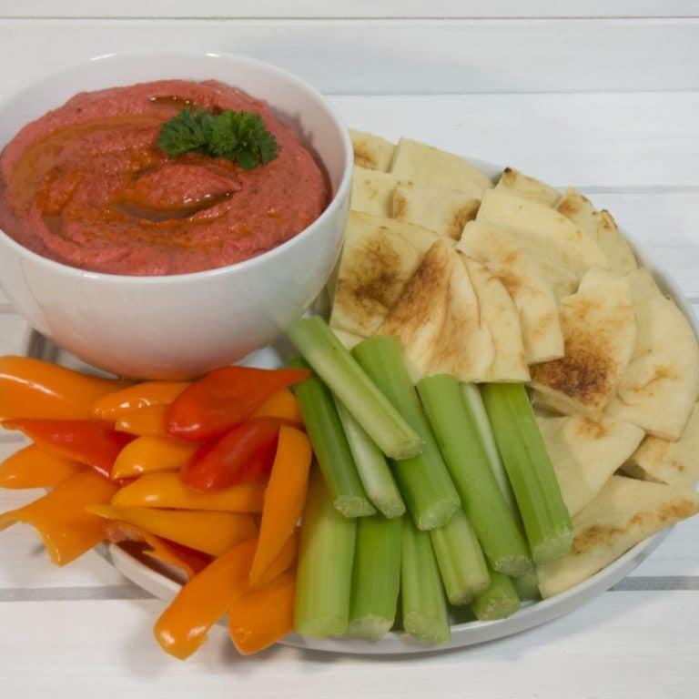 beet-hummus