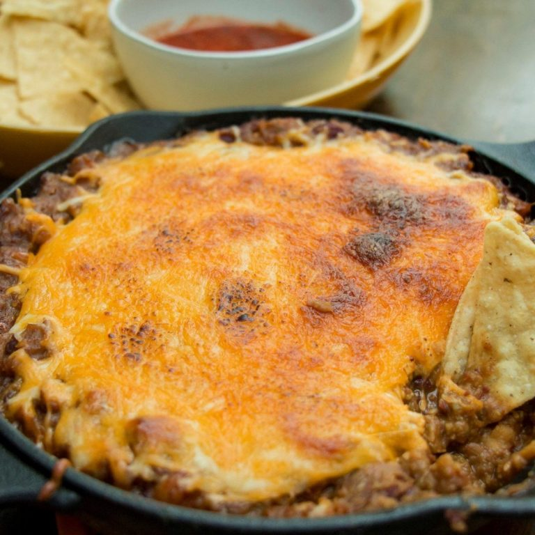 easy-cheesy-bean-dip
