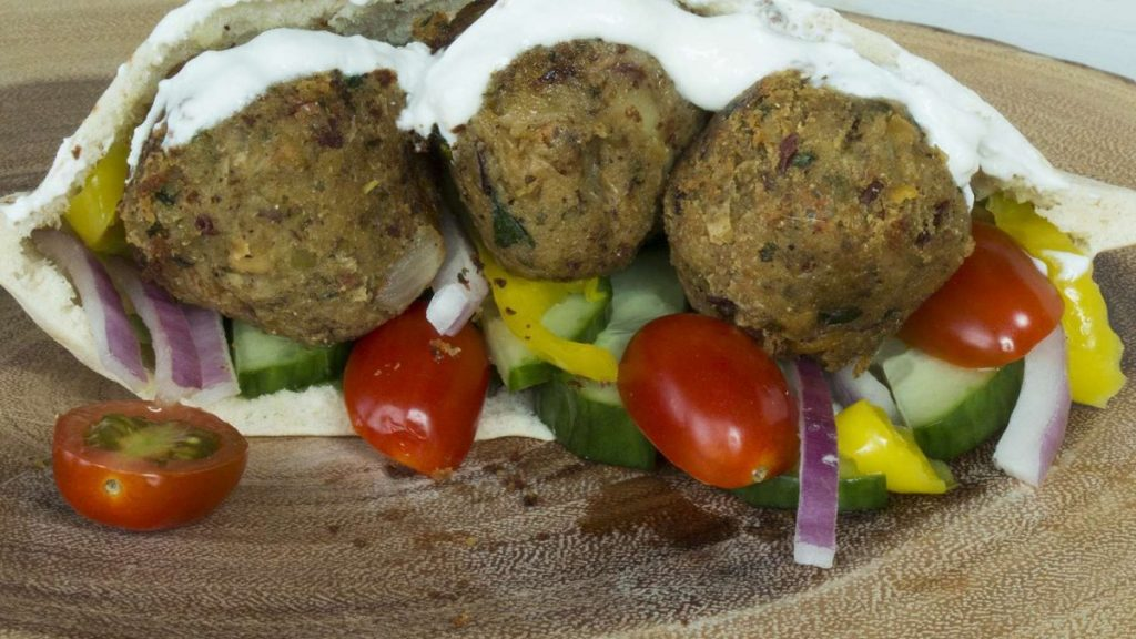Paisley Farms Five Bean Falafel