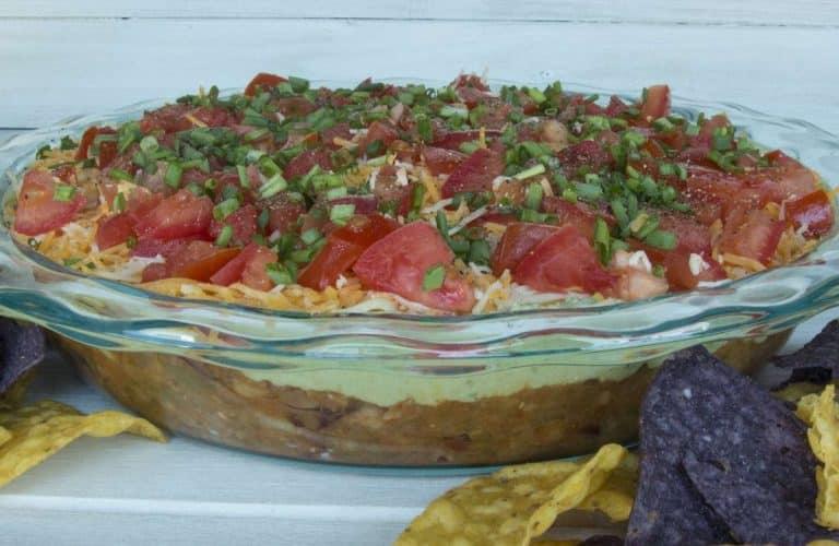 five-bean-taco-dip