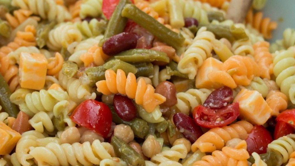 Paisley Farm Bean Pasta Salad