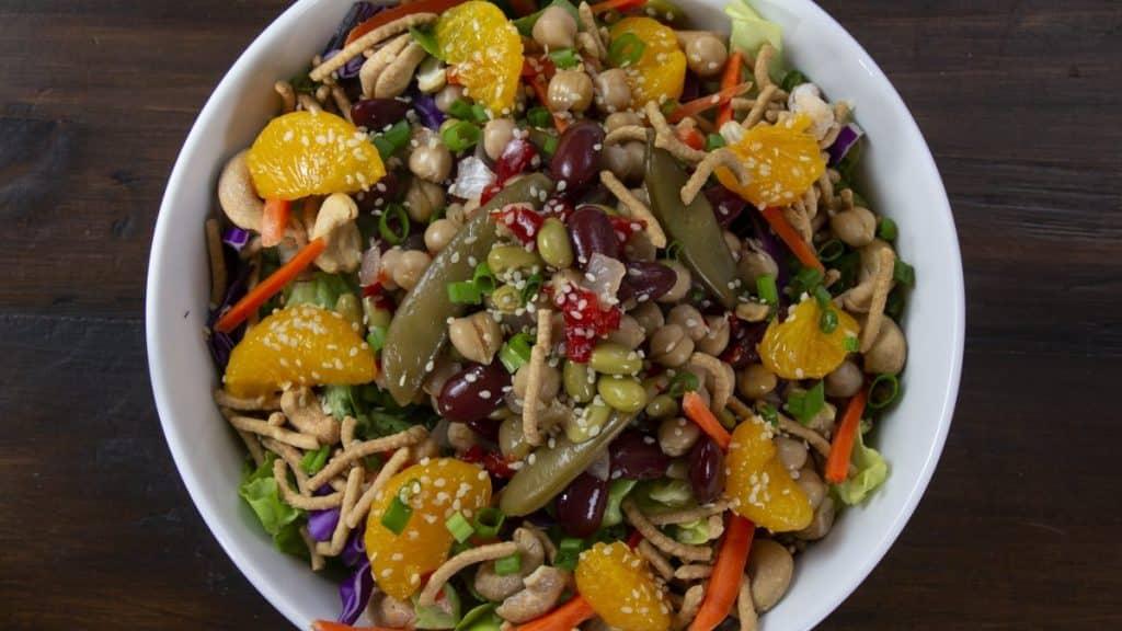 Chow Mein Salad