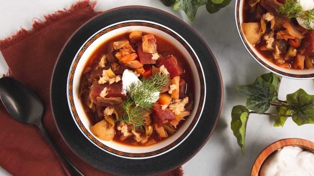 Beet Root Stew
